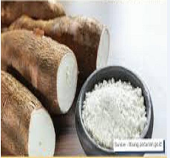Wheat Flour From Cassava